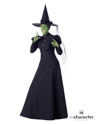 "Wicked Witch ""Elite"" Adult Costume"