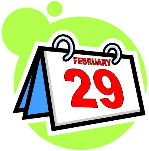 Leap Day - February 29