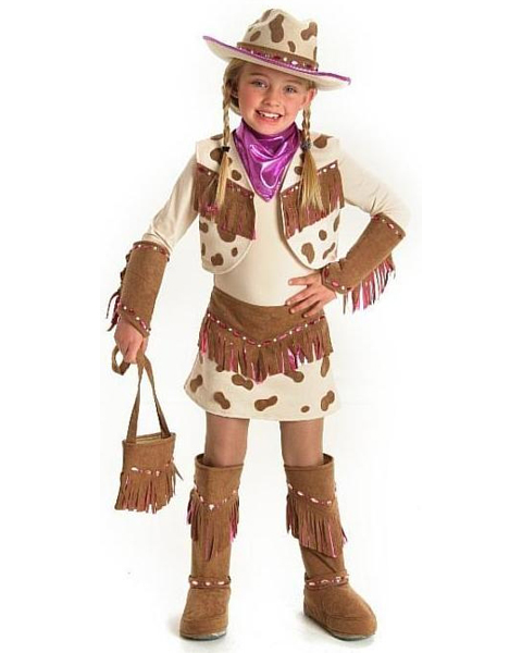 PP4246 Cowgirl Costume
