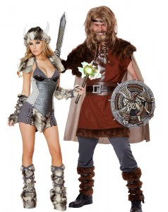 Couples Viking Costumes