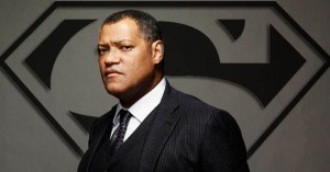 Laurence Fishburne as Perry White