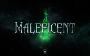 Maleficent Movie Header Image