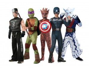 Popular Boys Halloween Costumes 2014