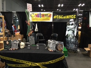 Costume SuperCenter Booth