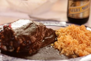 mole chicken recipe