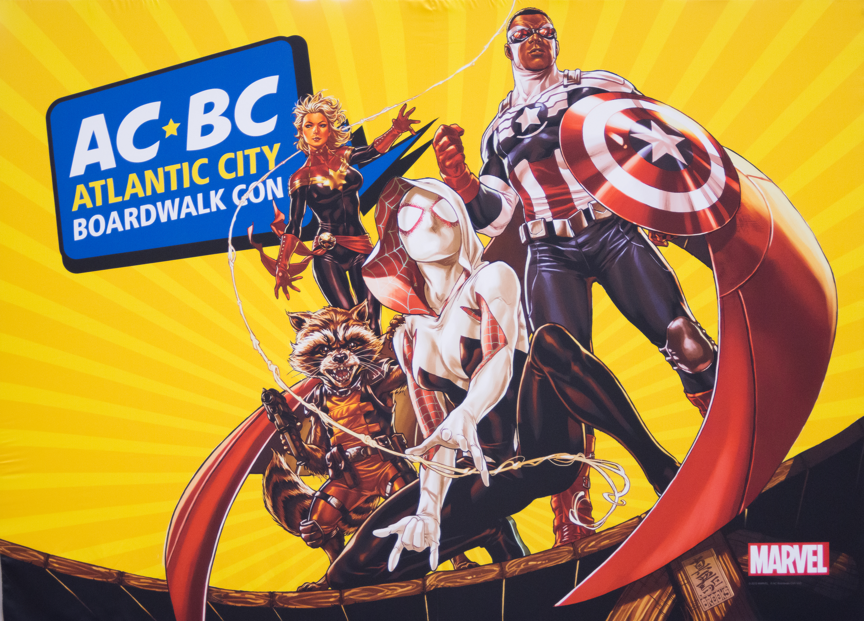 Convention Recap: Atlantic City Boardwalk Con 2015