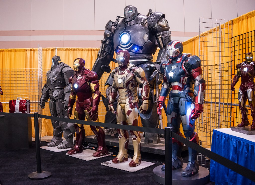 Iron Man Busts