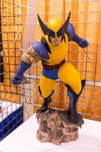 Wolverine Collectible Statue