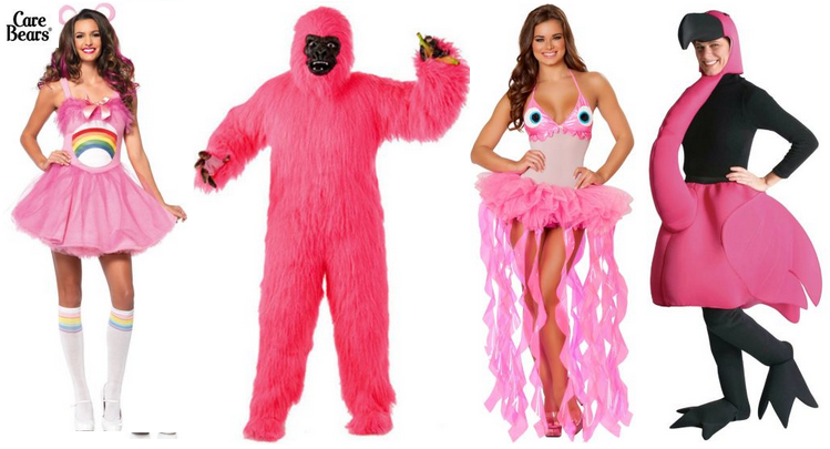 Pink Costumes